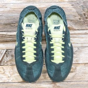 Nike Shoes - Nike Free TR Twist Green Atletic Shoes Women 8